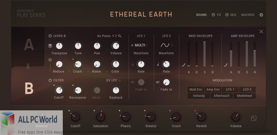 Native Instruments Ethereal Earth 2