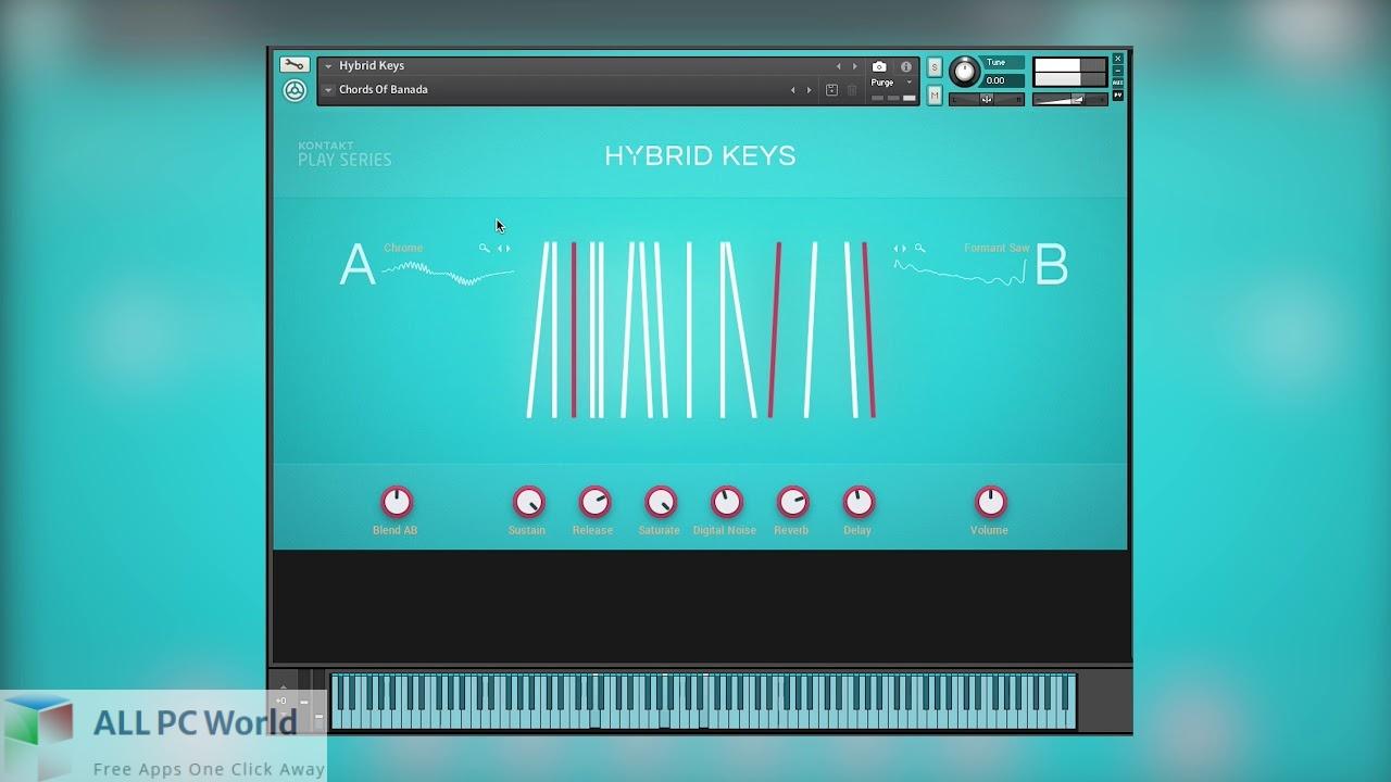 Native Instruments Hybrid Keys Free Download