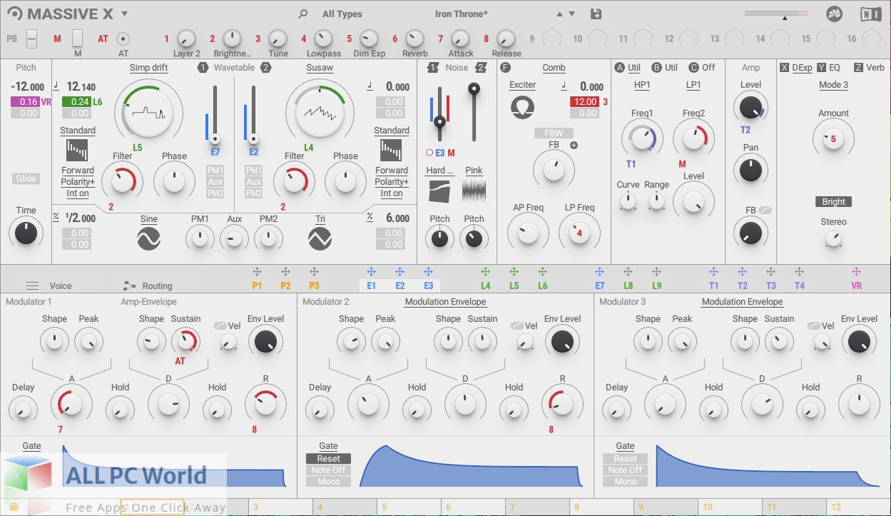 Native Instruments Massive X for Free Download
