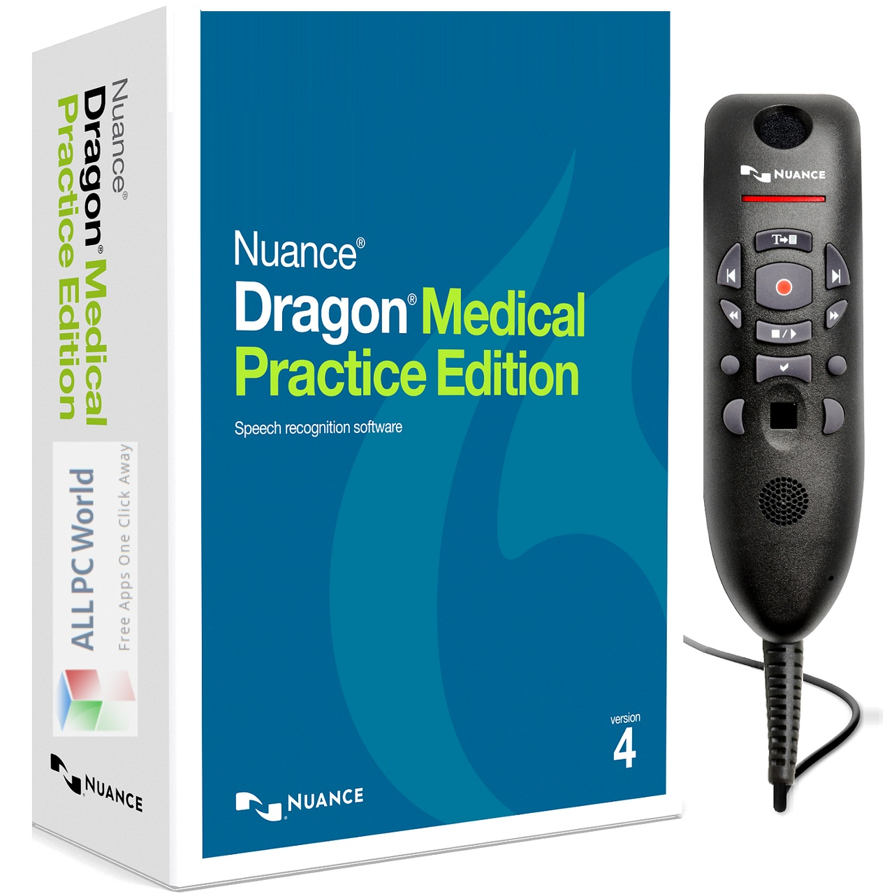 Nuance Dragon Medical Practice Edition 4 for Free Download