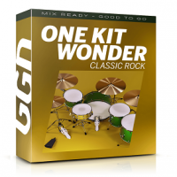 One Kit Wonder Classic Rock KONTAKT Library Free Download