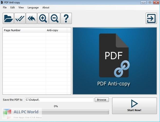 PDF Anti-Copy Pro 2 Free Download