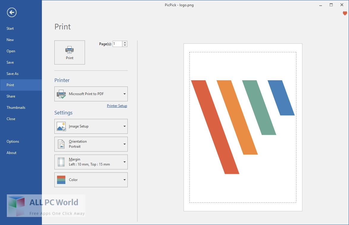 PicPick Professional 5 Free Download
