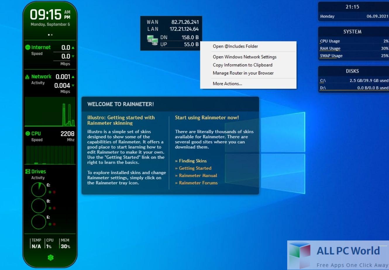Rainmeter 4 Free Download
