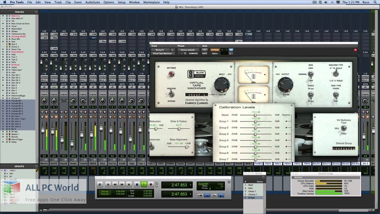 Slate Digital Virtual Tape Machines Download Free