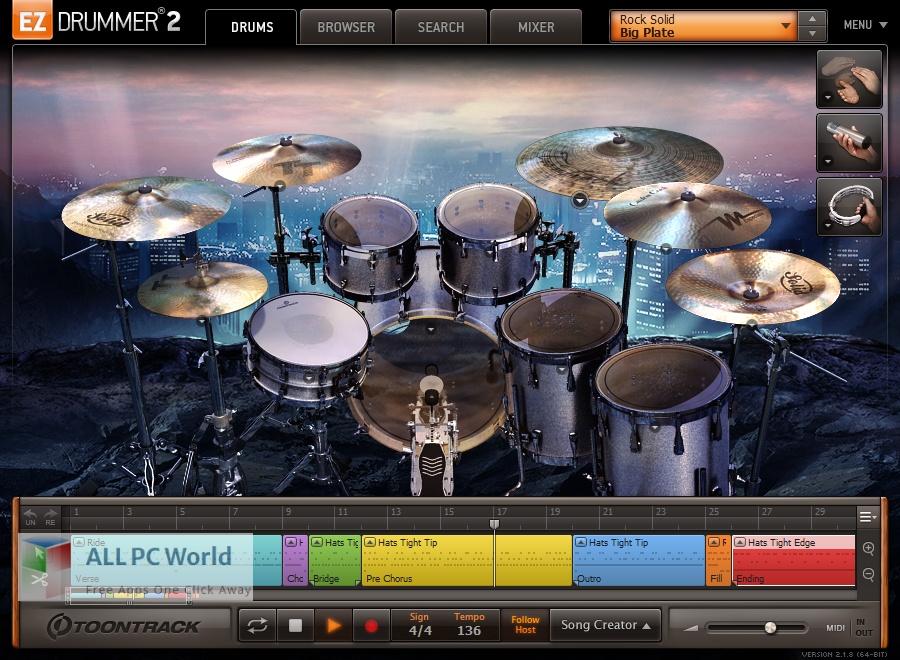 Toontrack The Blues EZX Free Download