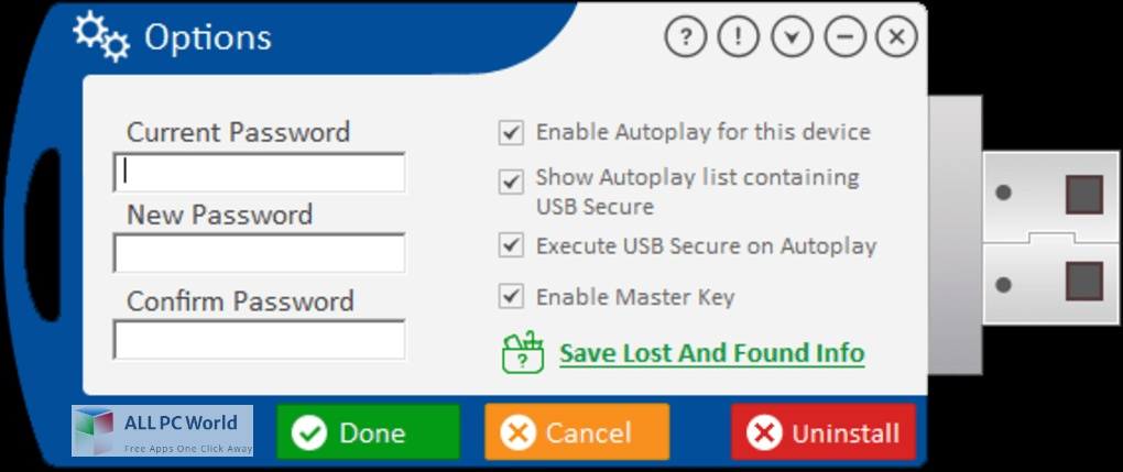 USB Secure Free Download