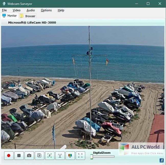 Webcam Surveyor 3 Free Download
