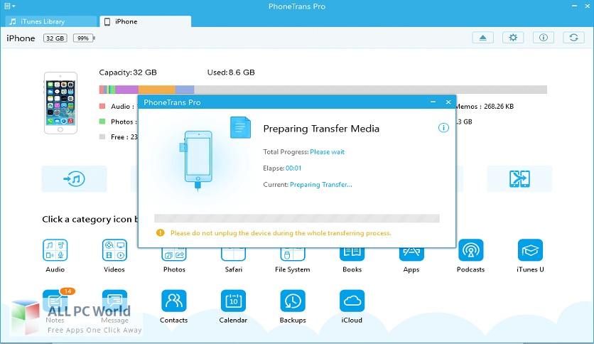 iMobie PhoneTrans for Free Download