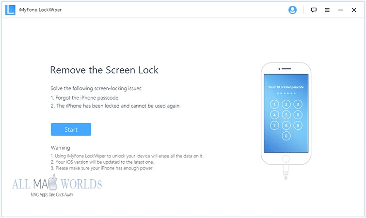 iMyfone Lockwiper for iOS for Free Download