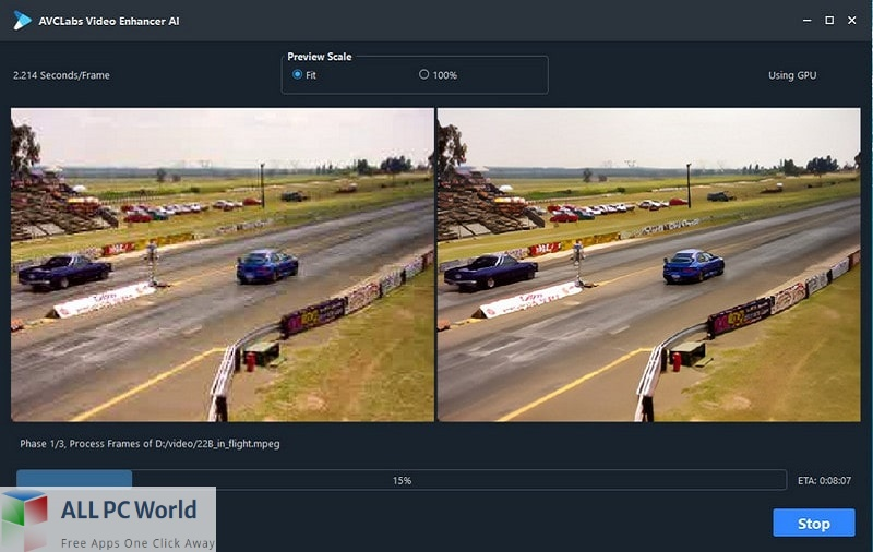 AVCLabs Video Enhancer AI Free Download