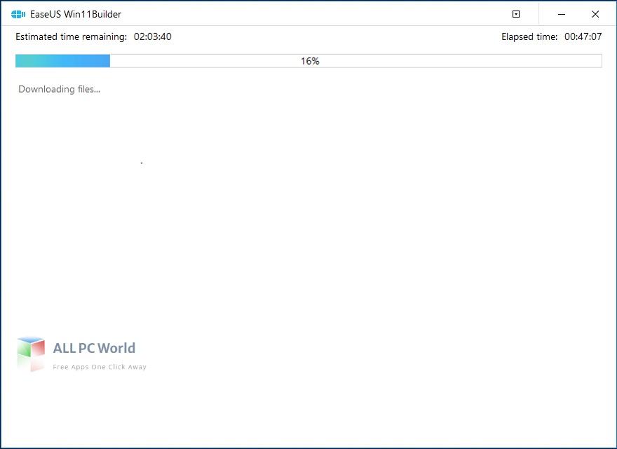 EaseUS Win11Builder Download Free