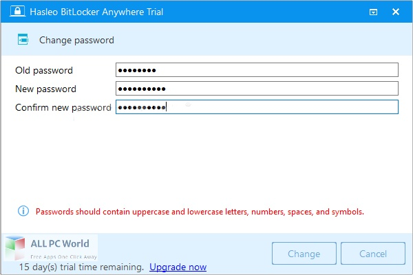Hasleo BitLocker Anywhere for Free Download